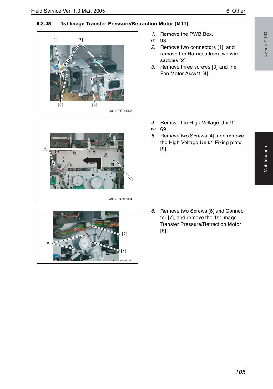 Konica-Minolta bizhub C450 FIELD-SERVICE Service Manual-4